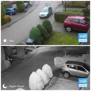 Image 5 - H. צפה 16CH מעקב מערכת 16 1080P חיצוני אבטחת מצלמה 16CH טלוויזיה במעגל סגור DVR ערכת מעקב וידאו iPhone אנדרואיד מבט מרחוק