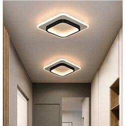 LICAN Modern LED Ceiling Lights for bedroom bedside Aisle corridor balcony Entrance Modern LED Ceiling Lamp for home
