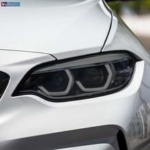 Farol do carro Taillight Proteção Película Protetora TPU Transparente Etiqueta Para BMW M2 F87 Competição CS 2016-On Acessórios