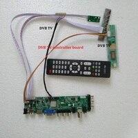 Kit für B154EW02 v.1 3363 DVB-T USB HDMI TV controller board 30pin DVB-C LCD 1 CCFL 15 4