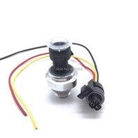 12616646 Engine Oil Pressure Sender Fits:Buick Cadillac Chevrolet GMC Isuzu Saab Pontiac Hummer 8125731070 12556117 PS308|Pressure Sensor|   -
