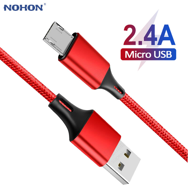 1m 2m 3m Micro USB Fast Charger Cable For Samsung S6 S7 Redmi Note 4 5 MicroUsb Android Mobile Phone Long Short Data Wire Cord|Mobile Phone Cables|   - AliExpress