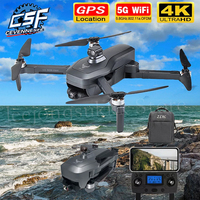 2021 NWE SG906 Pro 2 / SG906 MAX Drones 4k HD 3Axis Gimbal Camera 5G WIFI GPS professionale pieghevole Quadcopter RC elicottero Dron