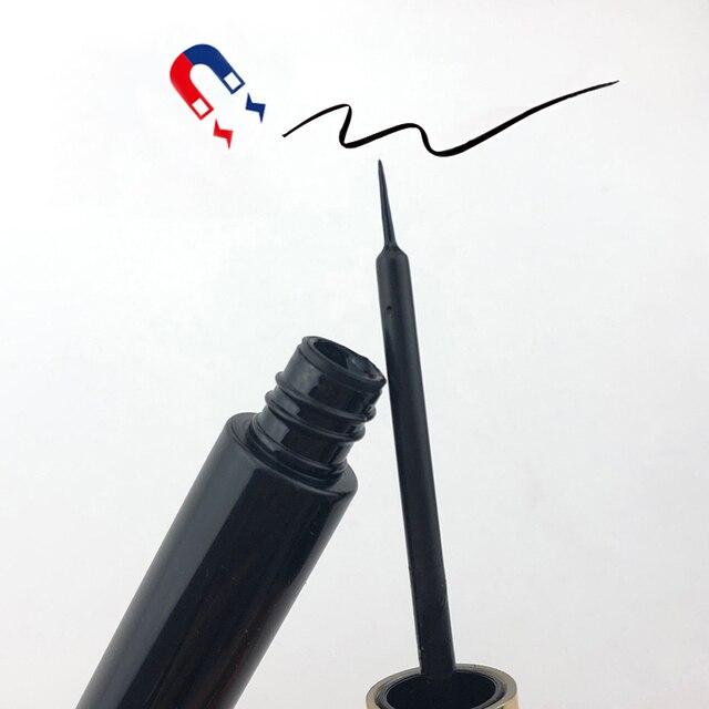 New 4 Pairs/set 5 Magnet Magnetic Eyelash Magnetic Liquid Eyeliner & Tweezer Set Waterproof Long Lasting Eyelash Extension Tools 4