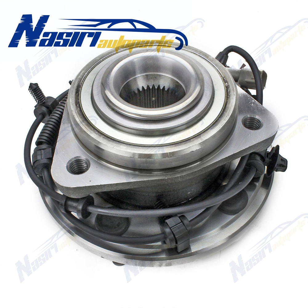 Front Wheel Bearing Hub Assembly For 2005 2006 2007 2008 2009 2010 Jeep Grand Cherokee Commander 3.0L 3.7L 4.7L