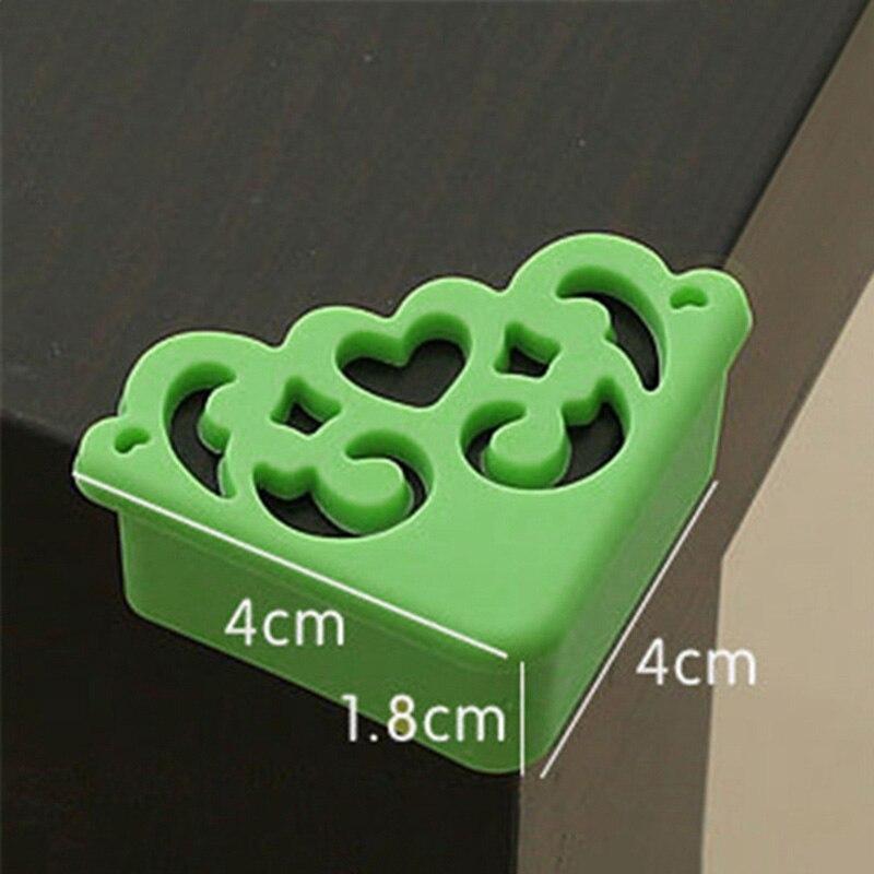 4 шт. защитные Угловые протекторы для детей и малышей, ПВХ Угловые протекторы для мебели, угловые ограждения для детей, антиколлизия