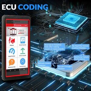 Image 4 - LAUNCH X431 Pro Mini Diagnostic Tool For 10000+ Car Modes Full System X431 V Pros Mini Key Fob Program /ECU Coding/30+ Resets