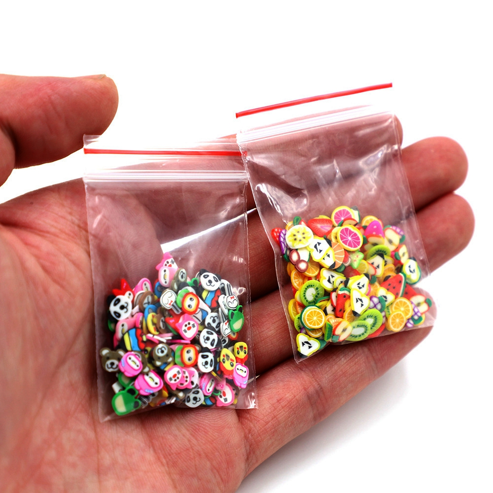 Fruit Slices Slide Charms Supplies Filler Addition Kit Fluffy Slimes Fruit Polymer Clear Slime Decor DIY Putty Clay Toys