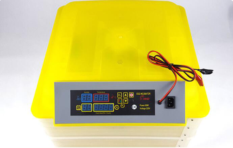 Newest Digital Egg Hatching Incubator With Temperature Alarm/Humidity Alarm For Birds 8