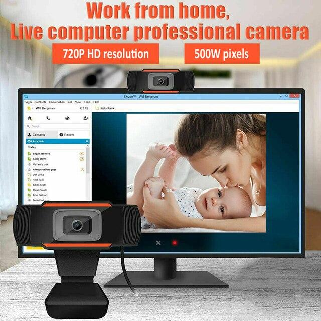 PC Web Camera 480p/1080P HD Camera and Accessories Unisex color: 1920 1080p 640 480p
