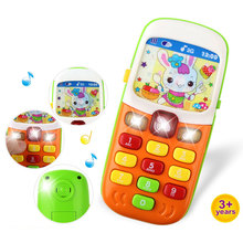 Baby Phone Kids Toys Early-Learning Children for Infant Best-Gift