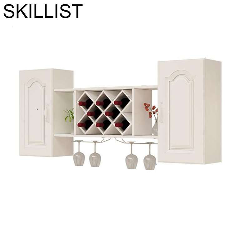 Armoire Cocina Shelves Dolabi Salon Rack Hotel Meja Mobilya Shelf Meube Mesa Table Mueble Commercial Furniture Bar Wine Cabinet