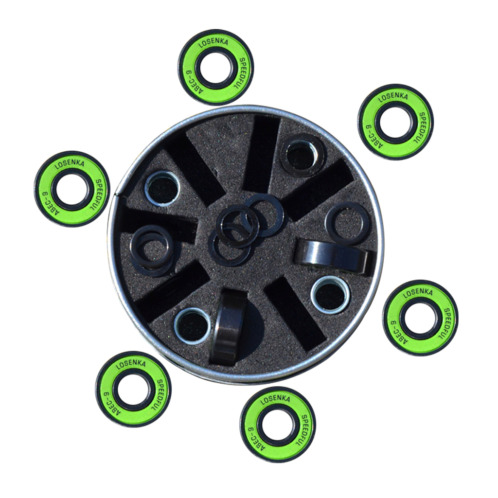 High Speed Replacement Skateboard Bearing For Skateboards Longboards Scooters Cruisers Roller Skates