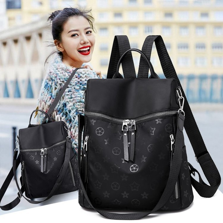 New Style Fashion Multi-functional Dual Purpose Hot Selling Floral Shoulder WOMEN'S Bag Manufacturers Wholesale Cross Border Exp