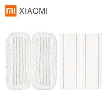 XIAOMI-Repuestos para mopa eléctrica MIJIA SWDK D260, piezas de repuesto para fregar, tela de rizo, 1 paño de una sola vez, 5