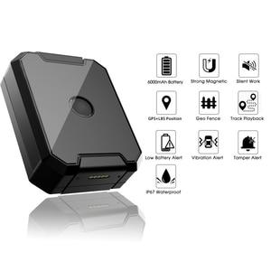 Image 3 - Concox AT1 GPS Tracker เสียงกันน้ำ IP67สัตว์ติดตาม25วันสแตนด์บาย Asset Locator Voice Monitor