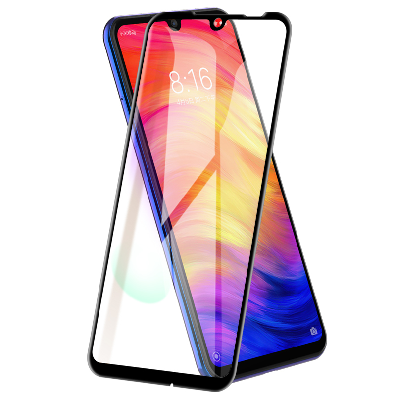 9H Full cover tempered glass screen protector for Samsung Galaxy A10 A20 A30 A40 A50 A60 A70 film mica cristal verre trempe