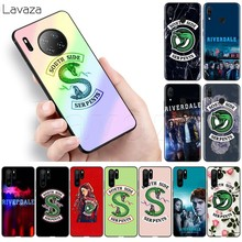 Lavaza TV Americana Riverdale Custodia Morbida per Huawei P9 P10 P20 P30 P Smart Z Y7 Più Lite Pro Prime mini 2019(China)