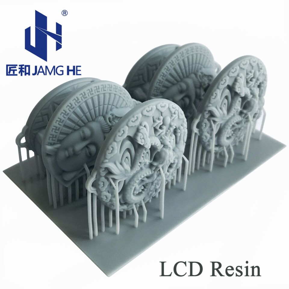 Water Washable 3D Printer Resin Specially For Dental And Jewelry 7