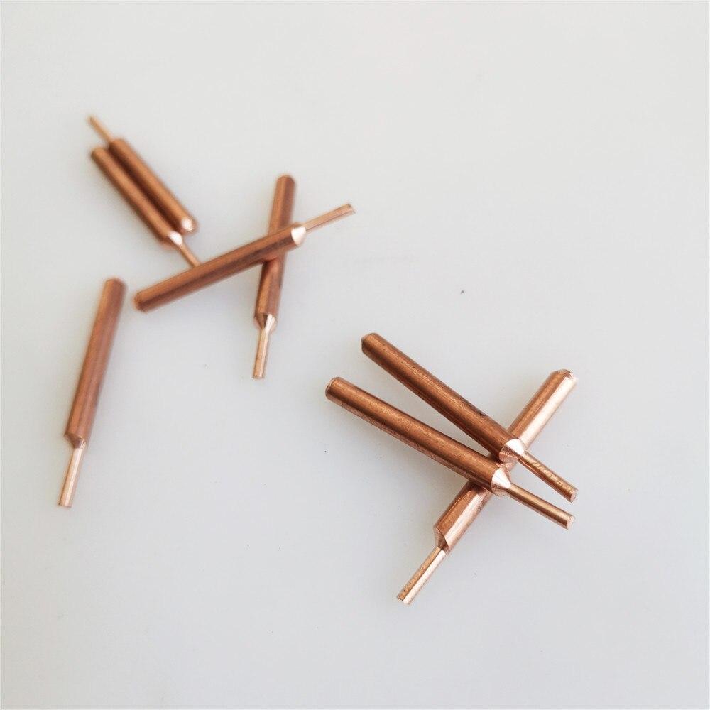 3mm Aluminum Oxide Copper Welding Machine Welding Pen Welding Needle Alumina Brazing Battery Special Nickel Plate