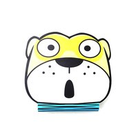 QL07 1 Color Changing Animal Book Light Portable Charging Usb Night Light