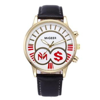 Zegarek męski elegancki minimalistyczny moda z paskiem Dial męski zegarek kwarcowy na prezent zegarek biznesowy męski zegarek męski zegarek meski tanie i dobre opinie Sanwony bez wodoodporności CN (pochodzenie) Sprzączka Moda casual Smart 10cm STAINLESS STEEL Brak Men s Watches ROUND