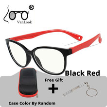 VANLOOK, Детские компьютерные очки, игровой анти-светильник Blue Ray, блокировка для детских очков, чехол, защита для глаз, Ninos