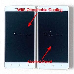 "Image 4 - 5.0""Original M&Sen For Xiaomi Redmi 3 Redmi 3S Redmi 3 Pro LCD Screen Display+Touch Panel Digitizer Frame For Redmi 3X Lcd"