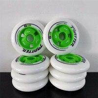 MATTER-ruedas para patinaje Gi3 en línea, ruedas para patinaje de velocidad, 86A, 90mm, 100mm, 110mm