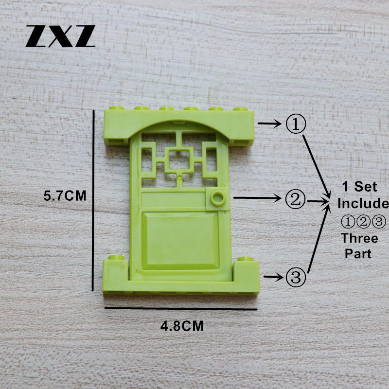 DOOR LIGHT GREEN Explaine