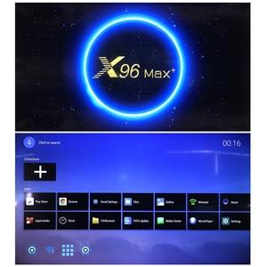 Image 3 - 2020 X96 Max Plus S905X3 Smart TV BOX Android 9.0 TV box 4GB 64GB 4K Media Player Dual Wifi X96 Max Set Top Box 4GB 32GB X96Max