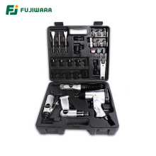 Torque Wrench Pneumatic-Tool-Set Air-Hammer 68n.m-Ratchet FUJIWARA 4pcs 900N.M