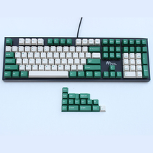 Thick PBT GH60 Mechanical-Keyboards Cherry-Profile Mx-Switches Keycaps XD60 GK64 FC980M