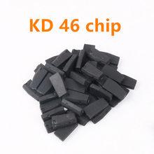 10pcs chip de transponder chip auto KD KD ID4C/4D KD ID48 ID46 KD-4D KD-46 KD-48 4C 4D 46 48 cópia chip para KEYDIY KD-X2