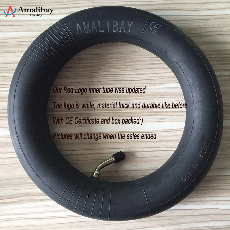 10 Inches Updated Tire for Xiaomi M365 Scooter New Version Tyre Inflation Wheel Tubes Outer Tires for Xiaomi Electric Scooter
