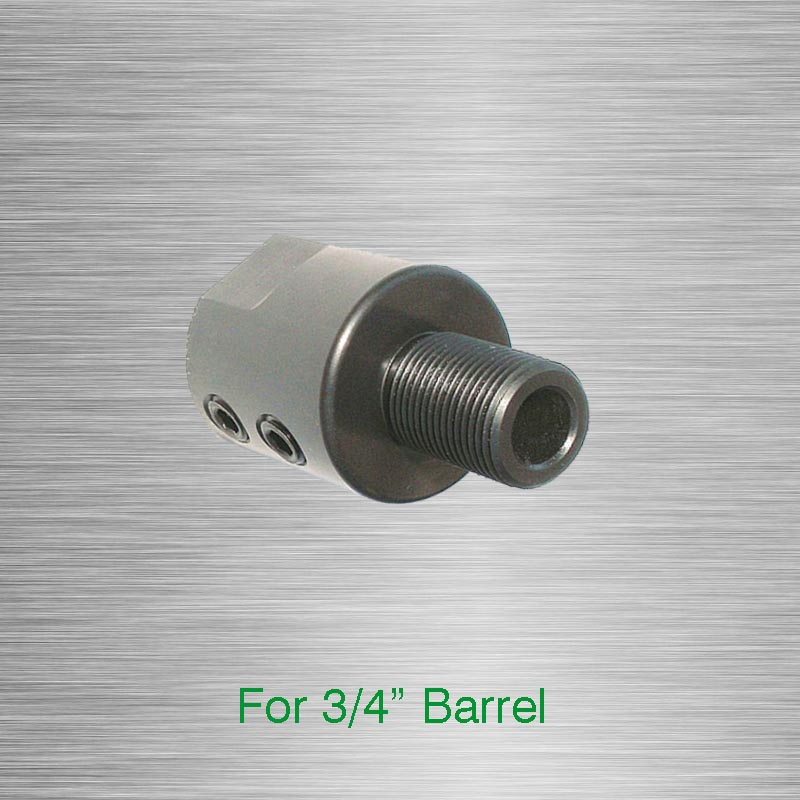 Barrel End Threaded Adapter For 3/4