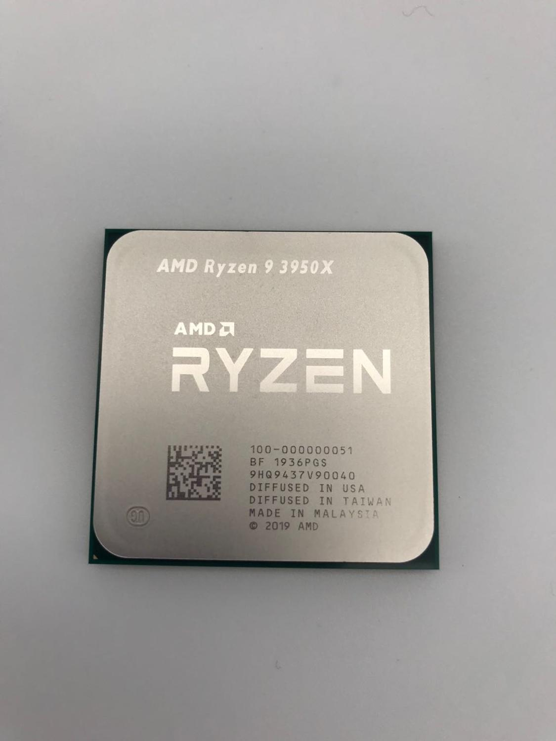 Amd Ryzen 9 3900x R9 3950x 3 5 Ghz 16 Core 32 Thread Cpu Processor 7nm L3 64m 100 000000051 Socket Am4 Cpus Aliexpress