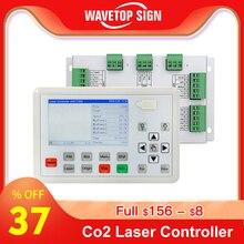 Trocen AWC708S Co2 лазерного контроллера Системы для Co2 станок для лазерной резки и лазерной гравировки машина заменить AWC708C Lite ruida Leetro