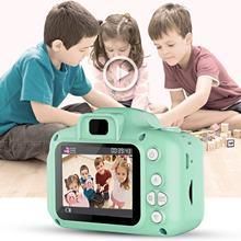 Мини детский цифровой камера 20 ЖК дисплей 1080p hd для детей