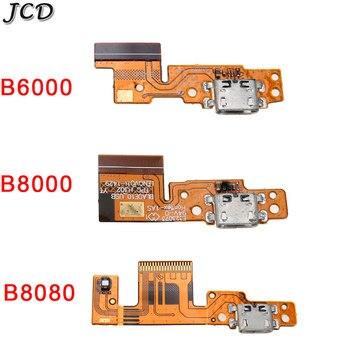 JCD usb порт для зарядки док-станция разъем плата для зарядки гибкий кабель для lenovo Tablet Pad Yoga 10 B8000 B6000 Yoga 8 B6000 B8080