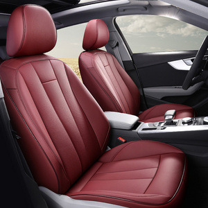 custom car seat cover set for
