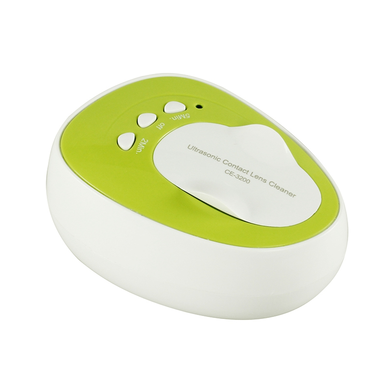 Ultrasonic Cleaner Contact Lens Mini Ultrasonic Cleaner for Contact Lens,EU Plug