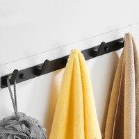 Ganchos para Perchero de pared, colgador de Metal resistente, gancho para abrigos, ropa, sombrero, toalla, chaqueta, gancho para toalla, bolsa, gancho para sombrero