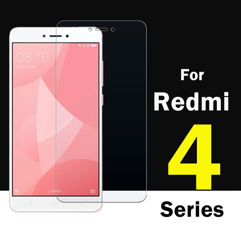 Xiomi Redmi Note 4 Glass For Xiaomi Redmi Note 4 X Safety A4 X4 On Ksiomi Xiaomei Screen Protector Note4x Protective Glass 4a 4x