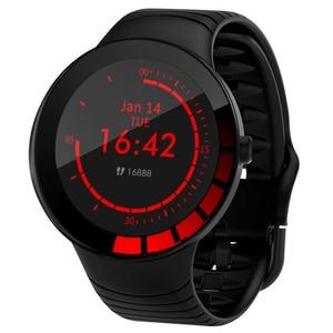 Смарт-часы E3 для мужчин, водонепроницаемый IP68 трекер сердечного ритма, кровяного давления, кислорода, VS DT78 L8, спортивные Смарт-часы
