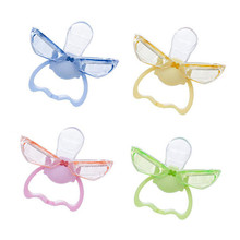New Arrival Portable Baby Infant Kids Pacifier Silicone Nipple Cradle Case Holder Travel Storage Cover Pacifiers Baby Supplies