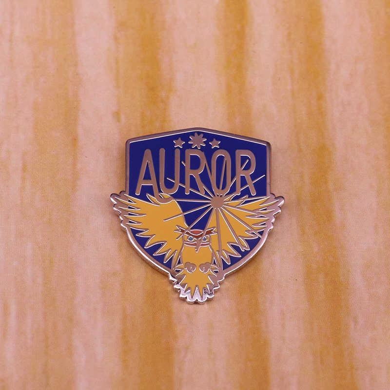 Auror Ministry of Magic брошь колдовство поклонников декора