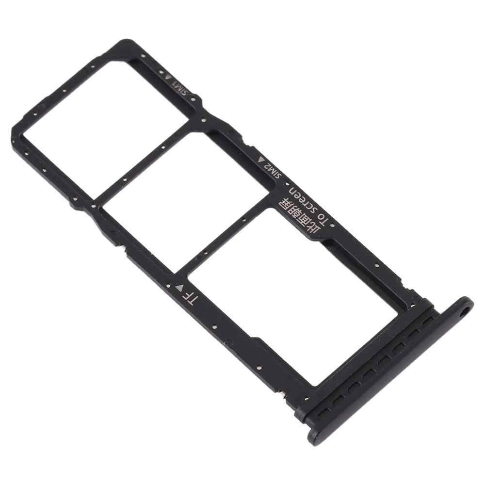 Bandeja de tarjeta SIM ipartscompre + bandeja de tarjeta SIM + bandeja de tarjetas Micro SD para Huawei Honor Play 3