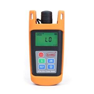 Image 5 - Комплект инструментов для работы с оптическим кабелем KOMSHINE, комплект инструментов для работы с оптическим кабелем FTTH с измерителем мощности, Кливер, устройство для зачистки оптоволокна, устройство для зачистки кабелей, ножницы из кевлара