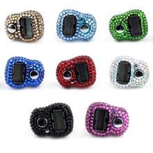 Gemstone Digital Ring Zikirmatik